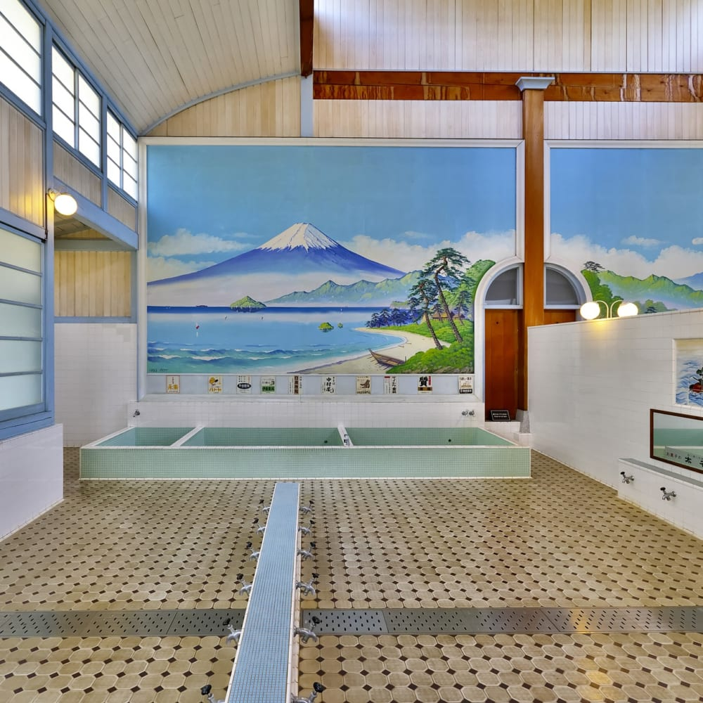 A beginner's guide to Japanese bath, Sento