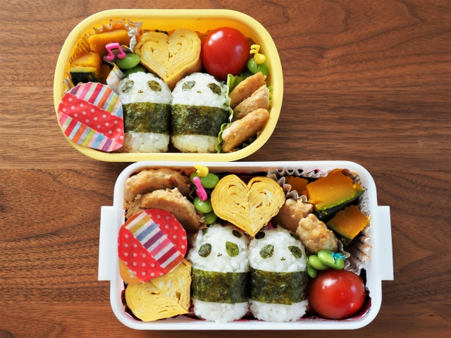 Bento boxes can make your life easier!
