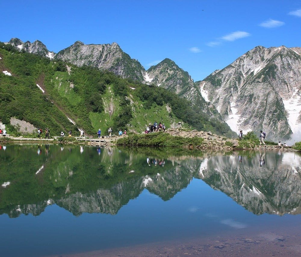 The Japanese Alps : Things to know and where to visit