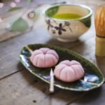 Wagashi : Beautiful Japanese sweets