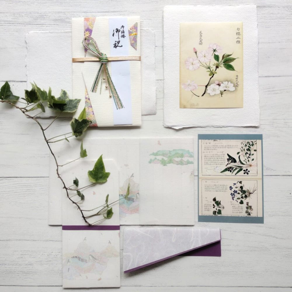 Washi : Delicate and strong Japanese paper