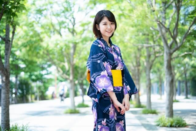 What exactly is Yukata and how does it differ from Kimono?